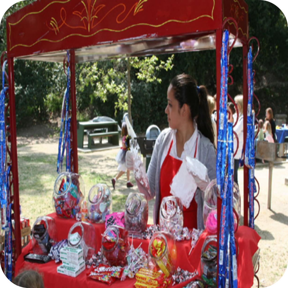 Candy Cart in Los Angeles, CA