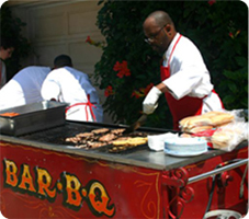 BBQ Cart in Los Angeles, CA