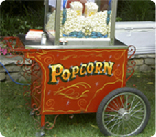 Popcorn Cart in Los Angeles, CA