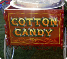 Cotton Candy Cart in Los Angeles, CA