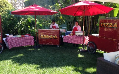 Labor Day Catering: BBQ Carts, Ice Cream Carts & More