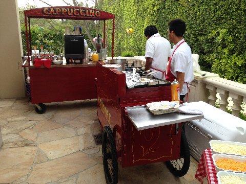 Food Carts for Your Hanukkah (Chanukah) Party