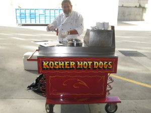 Throw a Graduation Party Catered by Vintage Food Carts