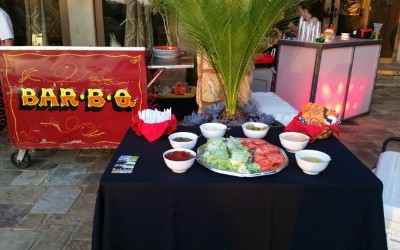 Memorial Day Party Catering Fun