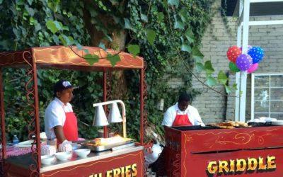 A Thanksgiving Weekend Food Cart Extravaganza