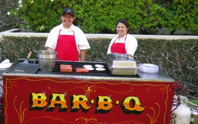 Super Bowl Party Catering in Los Angeles, CA