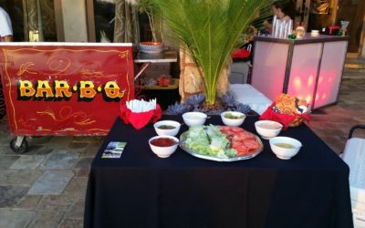 Los Angeles' Best Food Cart Catering for Your Party